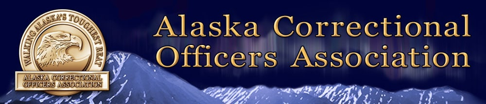 Alaska Correctional Officers Association Logo